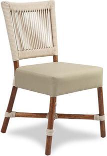 Cadeira Sunny Trama Corda Náutica Estrutura Apuí Eco Friendly Design Scaburi