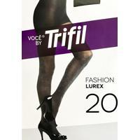 ba23e308c Le Lingerie. Meia Calça Fashion Lurex Fio 20 Trifil 6176