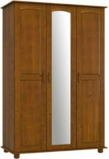 Guarda Roupa Finestra Onix 1714 3 Portas Imbuia