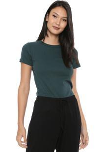 Camiseta Liz Easywear Forest Verde