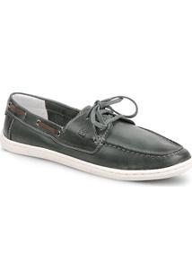 Sapato Masculino Dockside Sandro Moscoloni West Palm Verde
