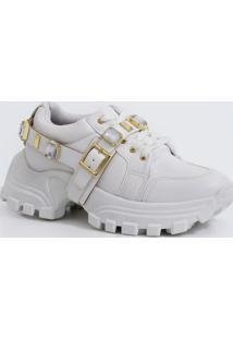 Tênis Feminino Chunky Sneaker Chaton Marisa