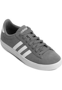 1358cec44f Tênis Adidas Daily 2 Cinza Masculino 39