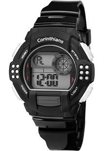 Relógio Technos Corinthians Digital Iii - Unissex