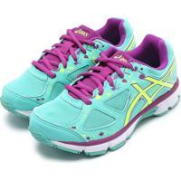 7cb0f1f35d Tênis Para Meninas Asics Verde infantil | Shoes4you