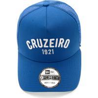 Boné New Era 940 Cruzeiro Azul 32b110221b4