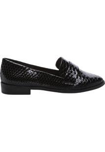 f8a24bac6 Mocassim Alfaiataria Com Rasgos feminino | Shoes4you