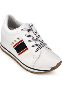 9d038af45e Tênis Anabela Dakota Feminino - Feminino-Branco ir para a loja