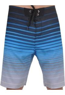 Bermuda Plus Size Billabong All Day Stripe Pro Masculina - Masculino