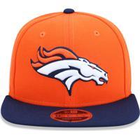 Boné New Era 950 Orig. Fit Snapback Denver Broncos Laranja 1b63082f7ed16