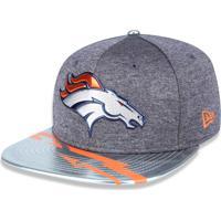 Boné New Era 950 Orig. Fit Snapback Denver Broncos Cinza 20748517af9