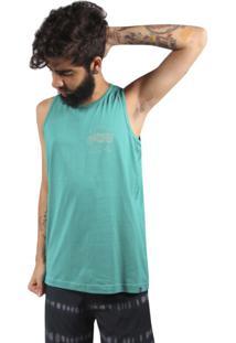 Camiseta Regata Wg Silk Verde 205a76ecd5a