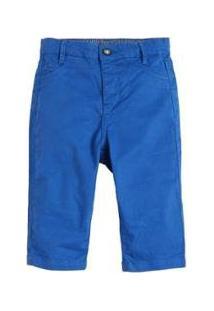 Calça Infantil Colorido Reserva Masculina - Masculino-Azul