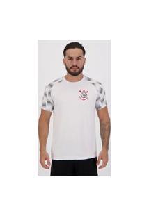 Camisa Corinthians Ganett Branca