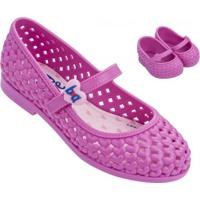 0591e0cce8 Sapatilhas Para Menina Azul Grendene Sintetica infantil