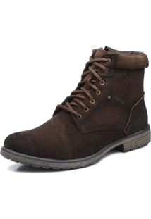 Bota Vintage Macboot Blackdog 02 Café