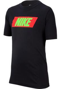 Camiseta Nike Sportswear Core Infantil