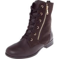 456ac6f420 Coturno Cafe Mooncity feminino | Shoes4you