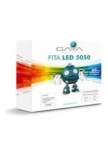 Kit Fita Led 14,4W 220V 3000K 5M 5050 Gaya