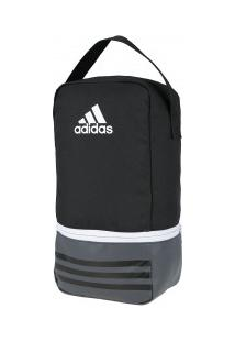 Porta-Chuteira Adidas Tiro - Preto/Cinza Esc