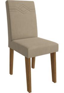 Cadeira Taís Caramelo Savana