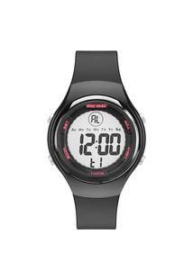 Relógio Mormaii Digital Acqua Wave Mo06008T Preto