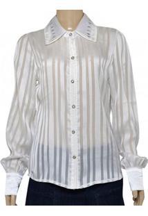 3b395bb1340dd Camisa Fem Dopping 011953515 Branco