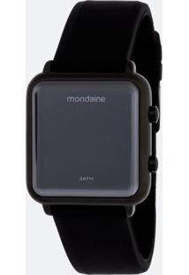 Relógio Unissex Mondaine 32008Mpmvpi4 Digital 3Atm