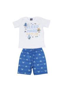 Pijama Curto Kiko