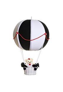 Lustre Balão Bolinha Náutico Quarto Marinheiro Bebê Infantil Potinho De Mel Marinho