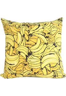 Capa De Almofada Upa! Almofadas Bananas Amarelo