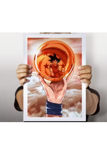 Poster Goku Escher