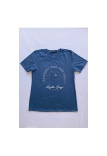 Camiseta Gorgeous Mystic Azul