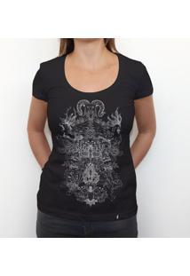 Dream Forest - Camiseta Clássica Feminina