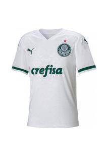 Camisa Puma Palmeiras Ii Infantil