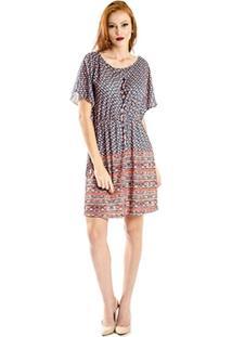 Vestido Silk Williamsburg - Feminino