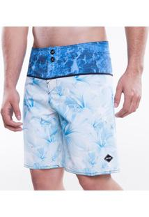 Boardshort Mormaii Sublimado Sea Flower Masculino - Masculino