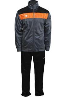 Agasalho Kappa Sportswear Fields Elanca - Masculino