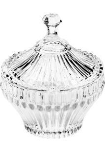 Bomboniere Renaissance- Cristal- 13,5Xã˜11,5Cm- Llyor