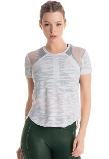 Camiseta Karina Bacchi