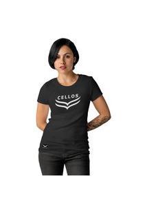 Camiseta Feminina Cellos Dawn Premium W Preto