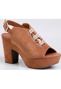 Bota Feminina Open Boot Bebecê 5113269
