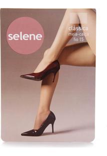 Meia-Calça Fio 15 Selene 9020 - Natural