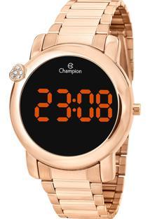 Relógio Champion Digital Feminino Ch48064P
