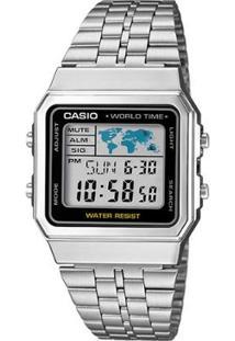 Relógio Casio Vintage Digital A500Wa-1Df Feminino - Feminino