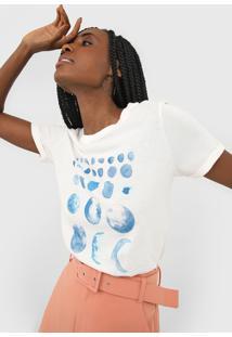 Camiseta Cantão Observatório Off-White - Kanui
