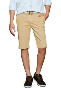 Bermuda Young Style Jeans Sarja Color - Kanui