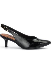 Sapato Chanel Dakota Salto Baixo