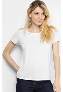 Camiseta Cavalera Ginna Básica Feminina - Feminino