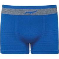 7afb28e04 Cueca Boxer Jacquard Sem Costura Zee Rucci - Masculino-Azul Claro